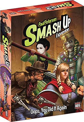 Smash Up: Oops You Did it Again
