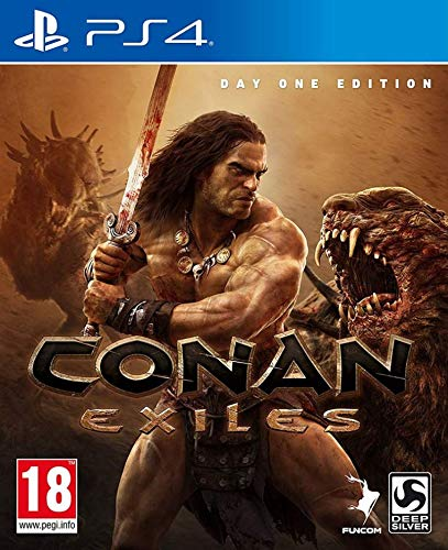 PS4 Conan Exiles Day One Edition