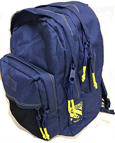 EASTPAK ZAINO PINNACLE SMEMO BLUE LTD 38L