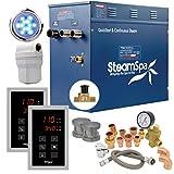 Best Steam Showers - SteamSpa Executive 12 KW QuickStart Acu-Steam Bath Generator Review