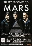 30 Seconds to Mars - Love Lust, Köln 2013 »