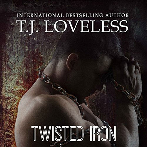Twisted Iron audiobook cover art