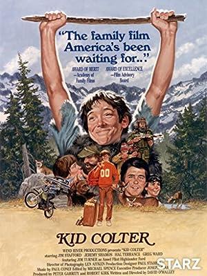 Kid Colter