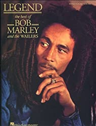 Legend: The Best Of Bob Marley And The Wailers. Partitions pour Piano, Chant et Guitare(Boîtes d\'Accord)