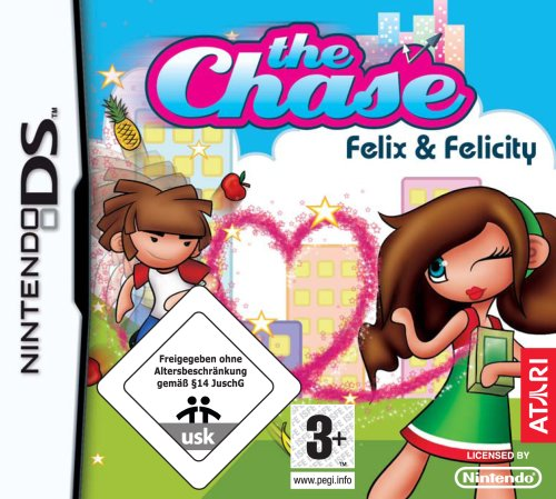 The Chase - Felix & Felicity [import allemand]