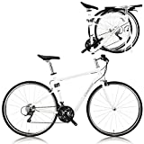 CHANGE Lightweight Full Size Road Folding Bike Shimano 24 Speeds DF-702W (460 mm)