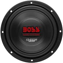 BOSS Audio Systems CH10DVC 1500 Watt, 10 Inch, Dual 4 Ohm Voice Coil Car Subwoofer