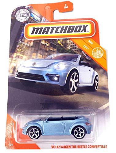 Matchbox 2020 MBX City 2/100 - Volkswagen The Beetle Convertible
