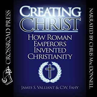 Creating Christ cover art