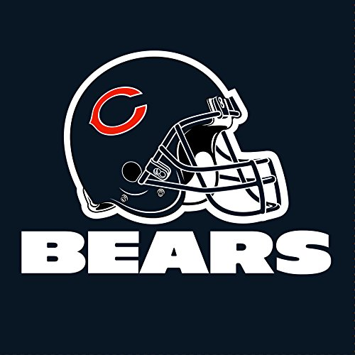 Creative Converting 16 Count Chicago Bears Lunch Napkins