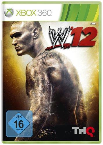 THQ WWE 12 - Juego (Xbox 360, Deportes, RP (Clasificación pendiente))