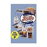CafePress - Pepsi Poster - Mini-Poster