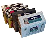 Disposable Kleenex Hand Towels White - 60 count - Pack of 4