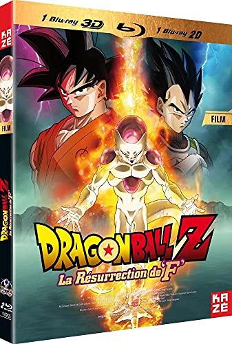 Dragon Ball Z-Le Film : La résurrection de F 3D + Blu-Ray 2D