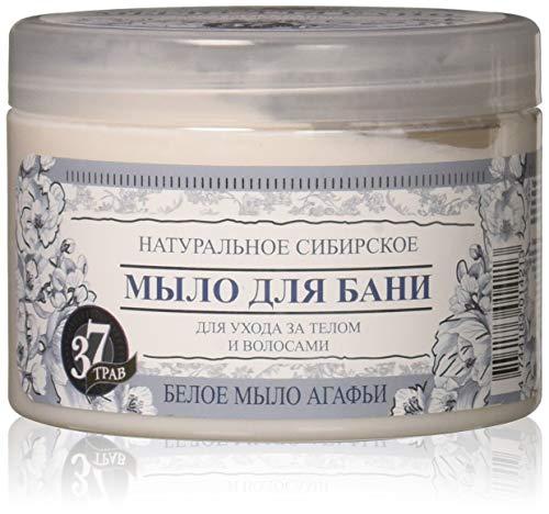 Grandma Agafia Natural Herbal Soap White 500ml