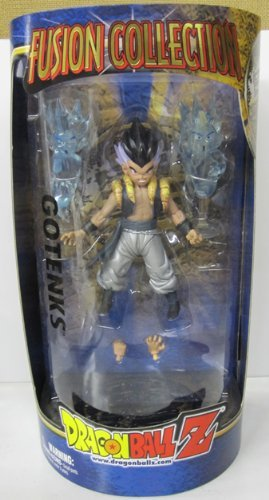 """Dragonball Z Fusion Collection Gotenks 6"""" Action Figure image"""