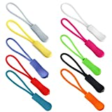 Best Zipper Pulls - Z Zicome Colorful Zipper Pulls for Backpacks, Luggage Review