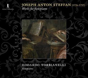 Steffan: Works for Fortepiano