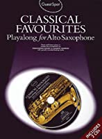 Classical Favourites: Playalong for Alto Saxophone Guest Spot Series