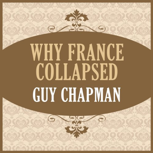 Why France Collapsed audiobook cover art
