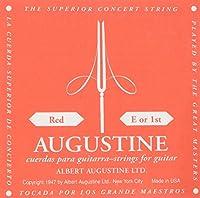 AUGUSTINE オーガスチン クラシックギター弦 レッド1弦  RED 1st