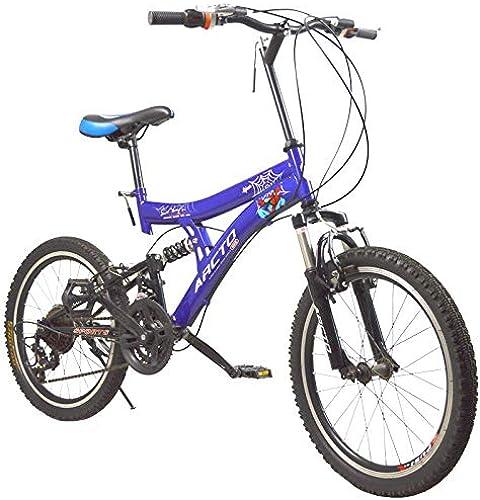 Defect Kinder Fahrrad 20-Zoll 21-Gang Student Mountain Bike Double V Bremse Kinderfahrrad