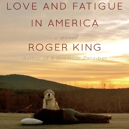 Love and Fatigue in America audiobook cover art