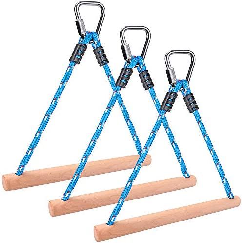 Besthouse 3 Ninja Monkey Bars Obstacle Obstacle Course Bars Outdoor Play Set Swing Accessory product image