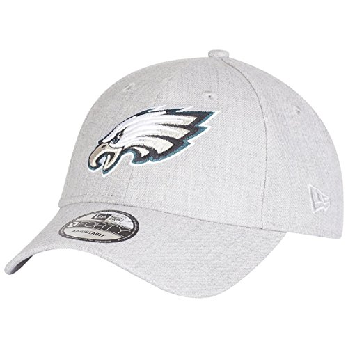 New Era 9Forty Cap - Philadelphia Eagles Heather grau