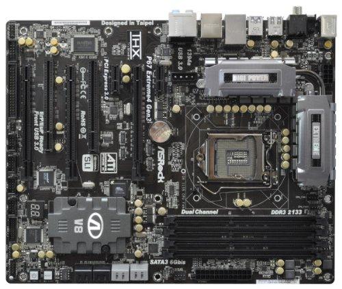 Asrock P67 Extreme4 Gen3 Sockel 1155 Mainboard (Intel P67 Express, DDR3 Speicher, USB 3.0)