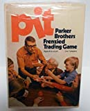 Vintage Pit Game Parker Brothers 1973 by Pit