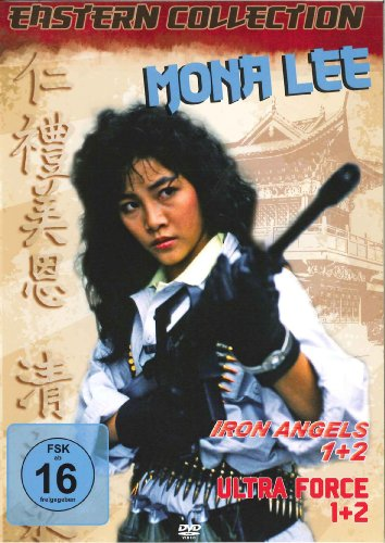 Mona Lee Eastern Collection - Iron Angels 1+2 / Ultra Force 1+2 [2 DVDs]