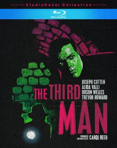 The Third Man [Blu-ray]