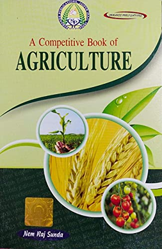 Competitive Book of Agriculture 9th edn (PB)