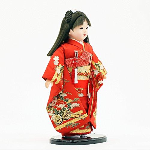 人形工房天祥『お出迎え人形市松人形13号』
