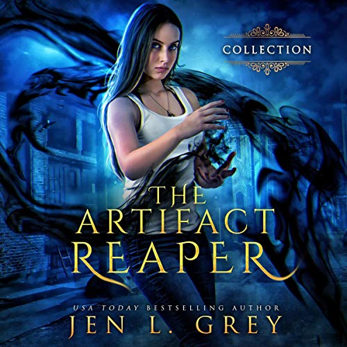 The Complete Artifact Reaper Saga Audiobook By Jen L. Grey cover art