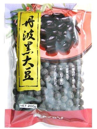 豆力 兵庫県 丹波篠山産 丹波黒大豆(大粒2L) 200g