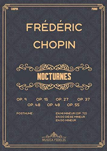 Nocturnes: Partitions de Piano