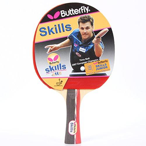Butterfly Skills Tischtennisschläger Kinder
