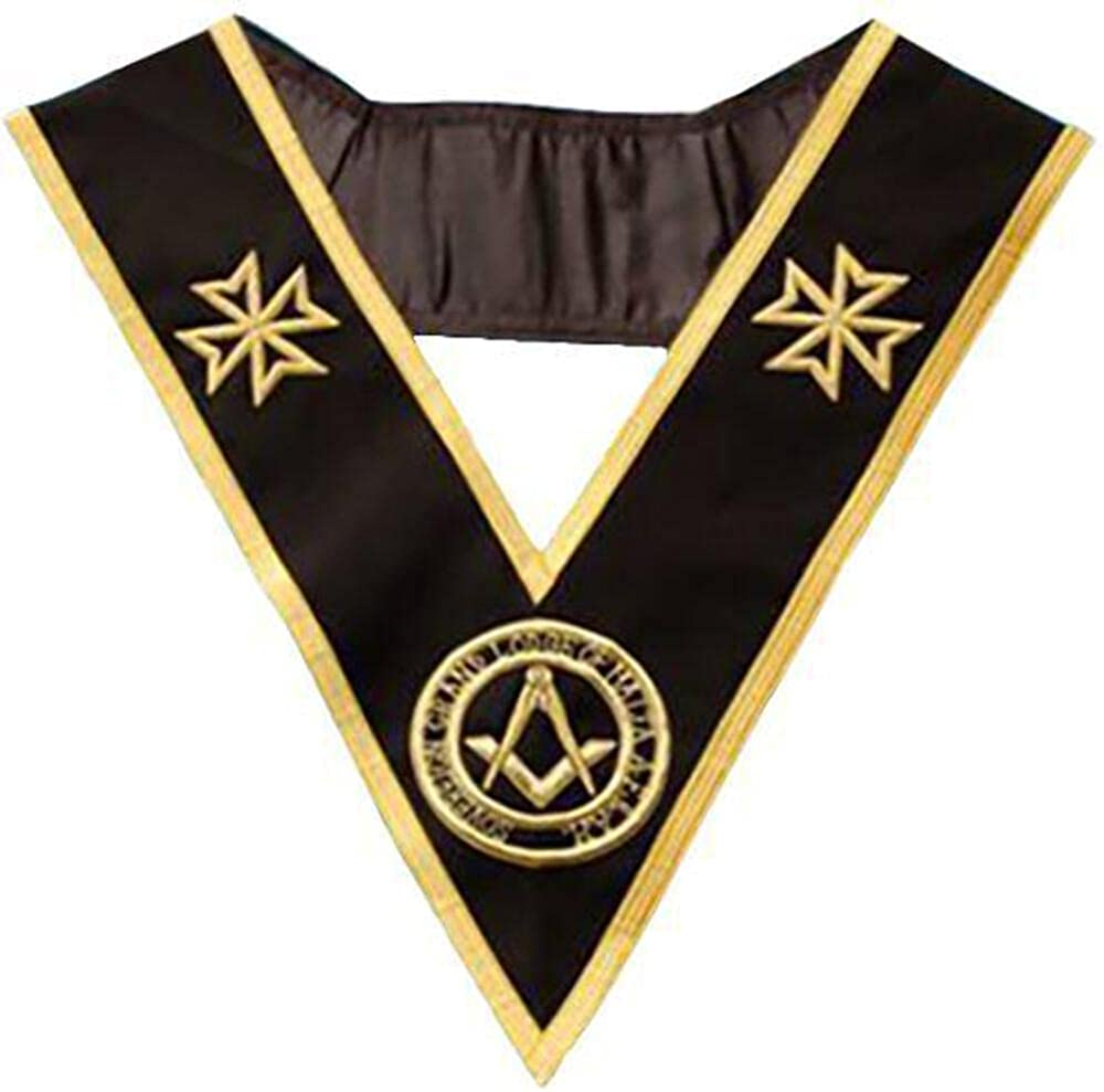 The Sovereign Grand Lodge Of Malta - Grand Officer - SGLOM Collar