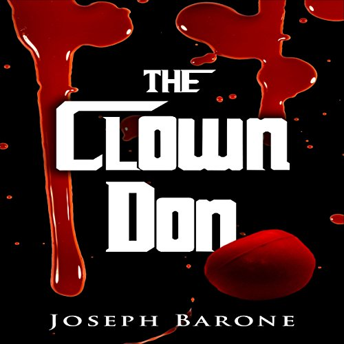 The Clown Don audiobook cover art