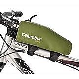 COLUMBUS-Frame Bag Green Bolsa de Cuadro