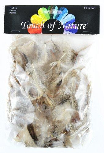 Touch of Nature 38197 Hausgans, 6 g, naturfarben