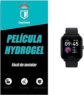 Película Xiaomi Amazfit Bip U Kingshield Hydrogel (3x Unid Tela)