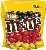 M&M'S   Color Edition   Schokolinsen mit Erdnusskern   Eine Packung (1 x 300 g)