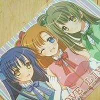 ラブライブ下敷き 西又葵女の子 アニメキャラクター 文房具 ホビーグッズ