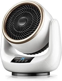 Moolo Calentadores de Ventilador, pequeños Calentadores eléctricos domésticos Radiador Ahorro de Calor rápido - con 3 configuraciones de Calor, protección contra sobrecalentamiento