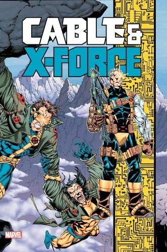 CABLE AND X-FORCE OMNIBUS HC (Marvel Comics)