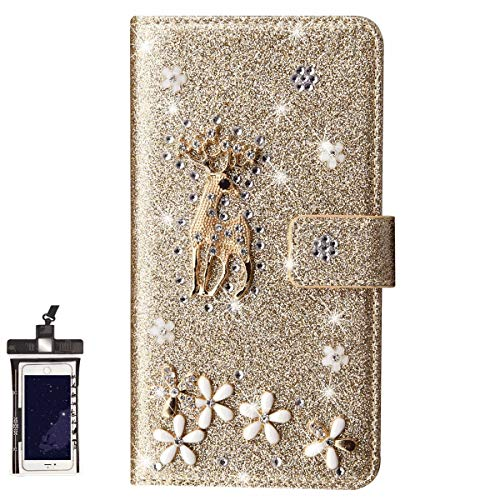 Best Buy! Flip Case for Huawei P30 pro Luxury Leather Wallet Cover with Viewing Stand and Card Slots...