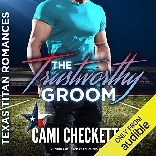 The Trustworthy Groom audiobook cover art
